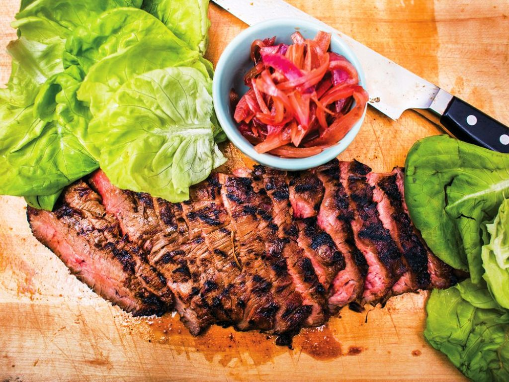 how to cook a steak indoor grill