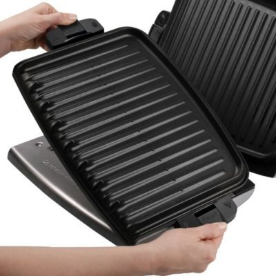 How to clean the Removable George Foreman Grill