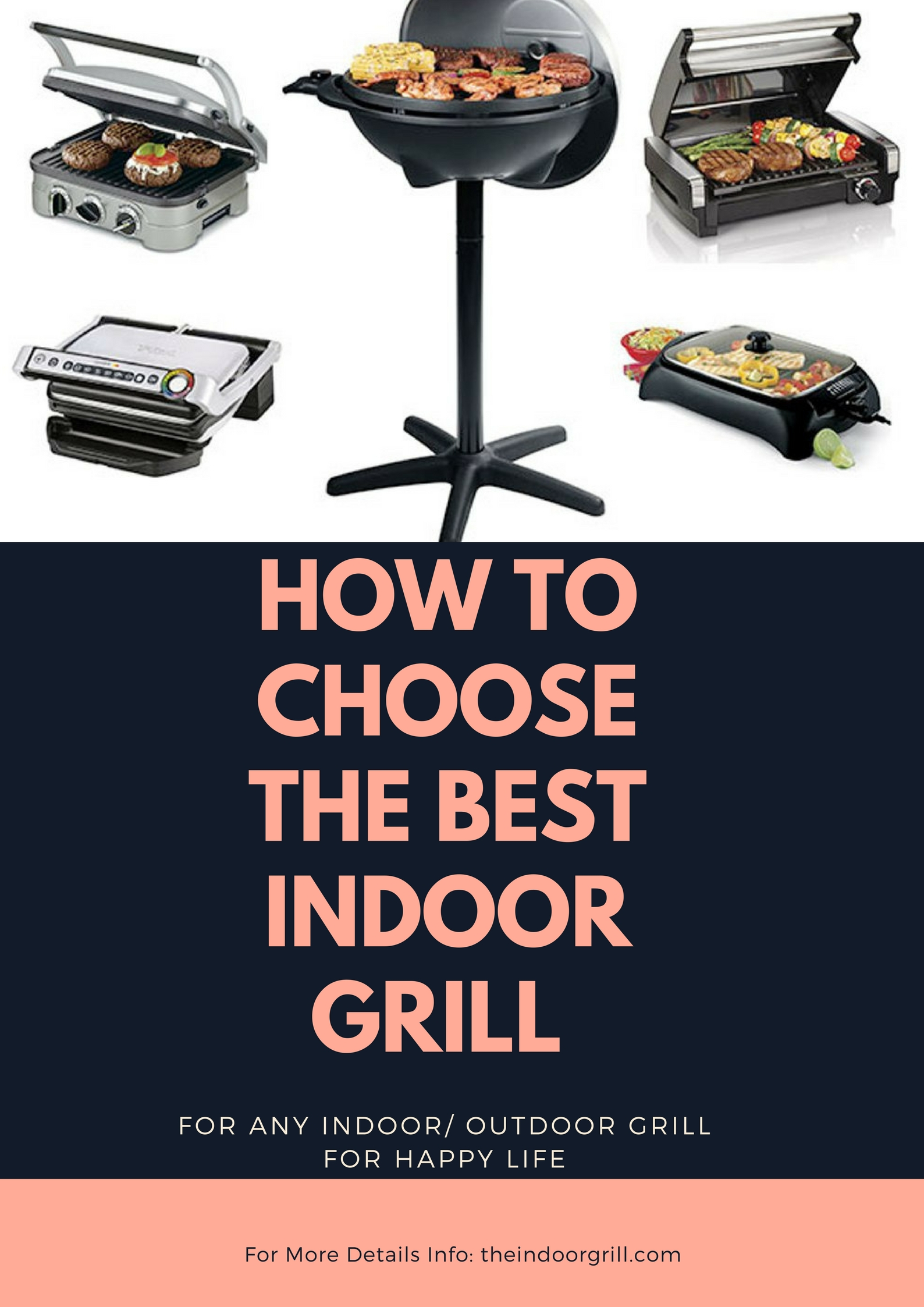 how to choose the best indoor grill